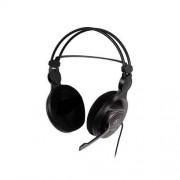 Casti A4Tech Over-Head HS-100 Black