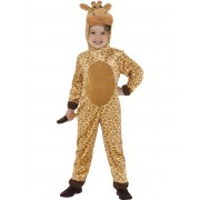 Deguisetoi Déguisement girafe enfant - Taille: 4-6 ans (115/128 cm)