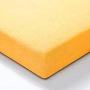 Biobadstoffen hoeslaken, zon 100 × 200 cm