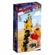 Set de constructie LEGO Movie Triciclul lui Emmet!