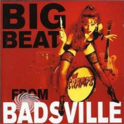 Video Delta Cramps - Big Beat From Badseed - CD