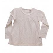 Bluza fete Happy Dots (Marime: 3 luni)