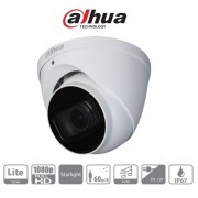 Dahua 4in1 Analóg turretkamera - HAC-HDW1230T-Z-A (2MP, 2,7-12mm, kültéri, IR60m, ICR, IP67, DWDR, audio, StarLight)