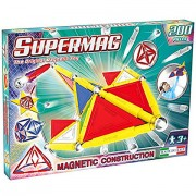 SUPERMAG TAGS PRIMARY - SET CONSTRUCTIE 200 PIESE - SUPERMAG (SM0160)
