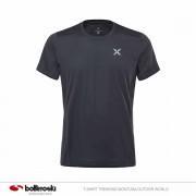 MONTURA T-shirt trekking Montura Outdor World (Colore: blu cenere, Taglia: M)