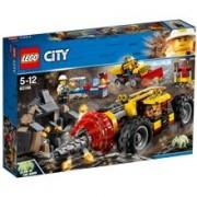 LEGO 60186 LEGO City Mining Gruvborr