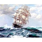 Gaira Malování podle čísel Plachetnice M1080