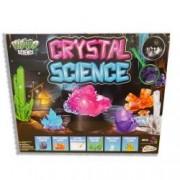 Joc creativ cu Cristale Magice Crystal Science Grafix