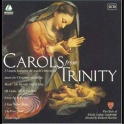 Video Delta Choir Of Trinity College - Carols From Trinity - CD