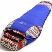 Sac de dormit Zelten apache waterproof - windproof Albastru