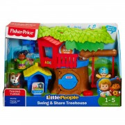 Fisher-Price Little People boomhut