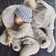 ladida Beckasin Elefantkudde Gosedjur Tryggve