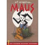 Maus I and II Paperback Boxed Set