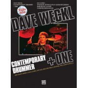 Dave Weckl -- Contemporary Drummer + One: Book, CD, & Charts [With CD and Charts], Paperback