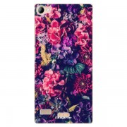 Plastové pouzdro iSaprio - Flowers 10 - Lenovo Vibe X2