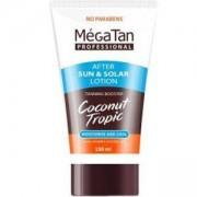 Лосион за след солариум и слънце Megatan After Tan, кокос, 150 мл., 000560