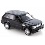 RMZ City Land Rover Range Sport, Black - 555007 Diecast Model Toy Car