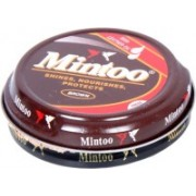 Mintoo Special Shoe Polish Brown Leather Shoe Cream(Brown)
