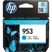 Cartridge HP No.953 F6U12AE cyan, OfficeJet 8210/8710/8715/8720/8725/8730