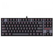 Механична рс клавиатура redragon k552 kumara с led подсветка, k552-bk_vz