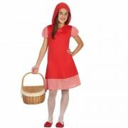 Geen Roodkapje verkleedjurkje voor meisjes