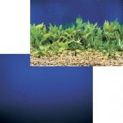 PENN PLAX Pozadie obojstr. 30cm/15m DeepBlue Sea/Amazon