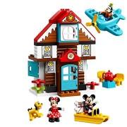 LEGO DUPLO Disney 10889 Mickey hétvégi háza