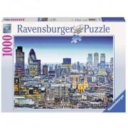 Ravensburger puzzle 1000 pezzi grattacieli di londra 19153