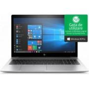 Laptop HP EliteBook 850 G5 Intel Core Kaby Lake R (8th Gen) i7-8550U 256GB SSD 8GB Win10 Pro FullHD Tastatura ilum. FPR