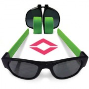 Clix Sports Glasses The colorful foldable portable Glasses that click into place Random Colour will Be Sent