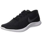 Nike Men's Flex Contact Black Running Shoes (908983-002) (UK-10 (US-11))