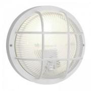 Anola rond wit wand- en plafondlamp