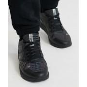 Superdry Active Sport Low Sneaker 44 schwarz