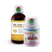 OKG OK Alfa+ Factor Base Kids - sada vitalita a obranyschopnost