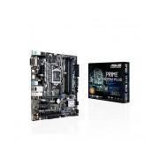 Tarjeta Madre ASUS micro ATX Prime H270M-Plus/CSM, S-1151, Intel H270, HDMI, USB 3.0, 64GB DDR4 para Intel