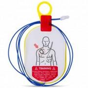 coppia piastre elettrodi didattici trainer per addestramento per phili