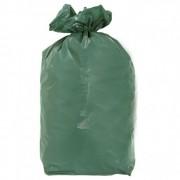 Sacs poubelle VERT 110 litres - pack de 100 unit