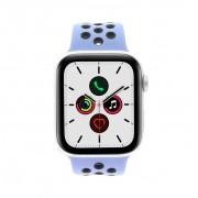 Apple Watch Series 5 Nike+ - caja de aluminio en plata 44mm - correa deportiva royal pulse/negra (GPS+Cellular) refurbished