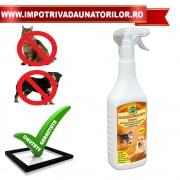 Solutie pentru uz exterior impotriva caini si pisici REP02