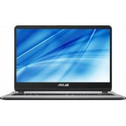 Laptop Asus X507UA Intel Core Kaby Lake R (8th Gen) i7-8550U 256GB 8GB FullHD Endless Gri