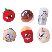 Just For Laughs Food Fight! Slam Jammers 6-Pack (Tommy Tomato