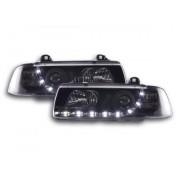 FK-Automotive Phares Daylight pour BMW Série 3 coupé (type E36) Année: 92-98 noir