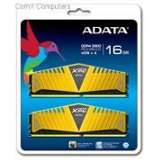 Adata AX4U3300W4G16-QGZ XPG z1 16GB (4Gb x 4) DDR4-3300 (pc4-26400) CL16 Memory Module