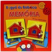 Bogyó és Babóca: Memóriajáték