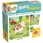 Lisciani giochi carotina baby puzzle la fattoria 65424