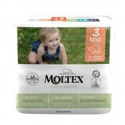 MOLTEX PURE & NATURE MOLTEX Pure & Nature Midi 4-9 kg 33 ks