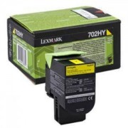 Тонер касета за Lexmark for CS310dn/CS310n/CS410dn/CS410dtn/CS410n/CS510de/CS510dte - 1 000 pages Yellow - 70C20Y0