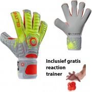 Elite - Gladiator - Keepershandschoenen - inclusief Reaction trainer - maat 7 - voetbal keepershandschoenen - keepershandschoen - Goalkeeper handschoen