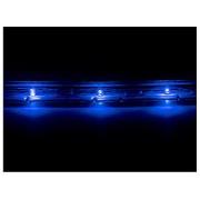 LED-Lichtschlauch für innen 10 Meter, blau   Lichterkette