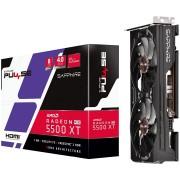 VC, Sapphire PULSE RADEON RX5500 XT, 8G GDDR6, 128bit, PCI-E 4.0 (11295-01-20G)